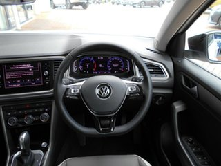 2020 Volkswagen T-ROC A1 MY21 110TSI Style Candy White & Black Roof 8 Speed Sports Automatic Wagon