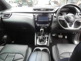 2019 Nissan Qashqai MY20 TI Black Continuous Variable Wagon