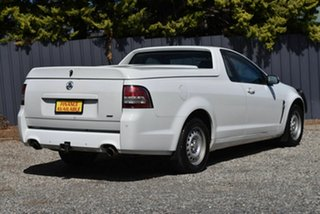 2015 Holden Ute VF MY15 Ute White 6 Speed Sports Automatic Utility