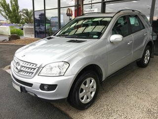 2006 Mercedes-Benz ML350 W164 4x4 Silver 7 Speed Automatic G-Tronic Wagon