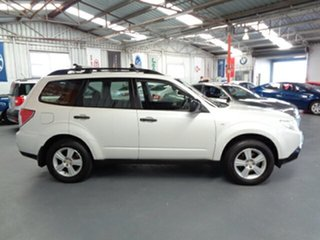 2009 Subaru Forester S3 MY09 X AWD Limited Edition White 5 Speed Manual Wagon