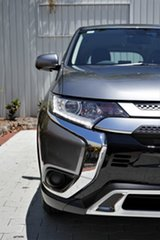 2020 Mitsubishi Outlander ZL MY21 ES 2WD Titanium Grey 6 Speed Constant Variable Wagon.