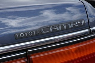1992 Toyota Camry SV21 Olympic Spirit Blue 4 Speed Automatic Sedan