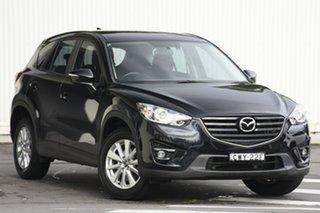 2015 Mazda CX-5 KE1032 Maxx SKYACTIV-Drive AWD Sport Black 6 Speed Sports Automatic Wagon.