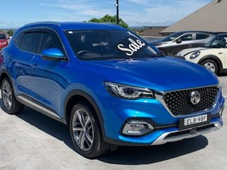 2020 MG HS SAS23 MY20 Excite DCT FWD Blue 7 Speed Sports Automatic Dual Clutch Wagon