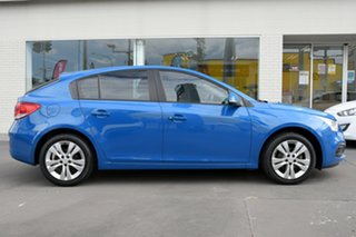 2015 Holden Cruze JH Series II MY15 Equipe Blue 6 Speed Sports Automatic Hatchback.