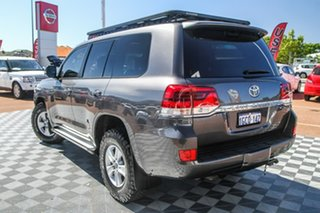 2016 Toyota Landcruiser VDJ200R GXL Grey 6 Speed Sports Automatic Wagon.