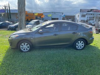 2010 Mazda 3 BL10F1 MY10 Neo Activematic Brown 5 Speed Sports Automatic Sedan.