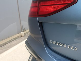 2019 Kia Cerato BD MY20 S Blue 6 Speed Sports Automatic Hatchback
