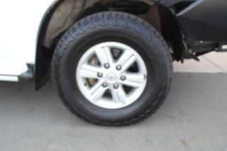 2012 Toyota Hilux KUN26R MY12 SR5 Xtra Cab White 5 Speed Manual Utility