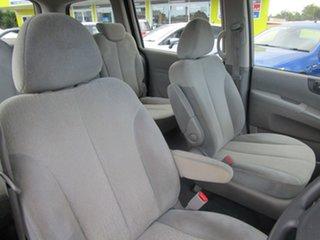 2012 Kia Grand Carnival VQ MY12 S Silver 6 Speed Sports Automatic Wagon