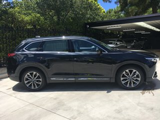 2020 Mazda CX-9 TC Azami SKYACTIV-Drive Jet Black 6 Speed Sports Automatic Wagon.