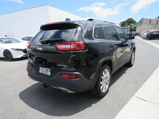 2015 Jeep Cherokee Limited Wagon