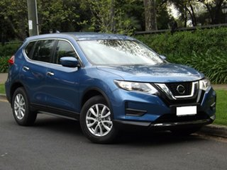 2020 Nissan X-Trail T32 Series II ST X-tronic 2WD Marine Blue 7 Speed Constant Variable Wagon.