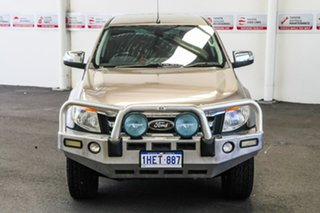 2014 Ford Ranger PX XLT 3.2 (4x4) Gold 6 Speed Automatic Double Cab Pick Up
