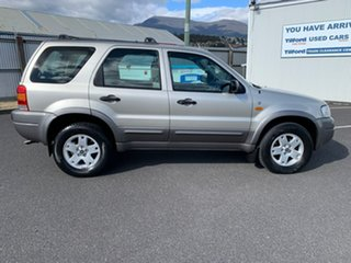 2004 Ford Escape ZB XLT Gold 4 Speed Automatic SUV.