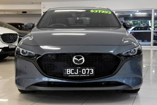 2019 Mazda 3 BP2HLA G25 SKYACTIV-Drive Astina Grey 6 Speed Sports Automatic Hatchback