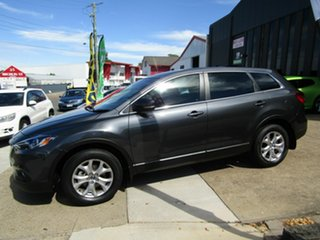 2013 Mazda CX-9 TB10A5 Classic Activematic Grey 6 Speed Sports Automatic Wagon