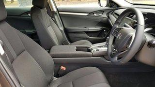 2020 Honda Civic 10th Gen MY20 VTi-S Modern Steel 1 Speed Automatic Sedan