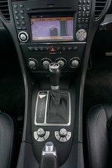 2008 Mercedes-Benz SLK-Class R171 MY09 SLK350 Grey 7 Speed Automatic Roadster