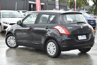 2013 Suzuki Swift FZ MY14 GL Black 4 Speed Automatic Hatchback
