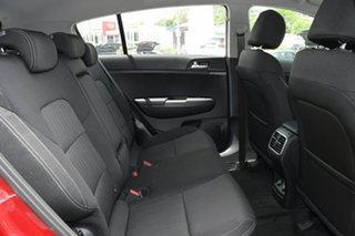 2020 Kia Sportage QL MY21 SX 2WD Fiery Red 6 Speed Sports Automatic Wagon