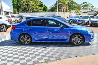 2016 Subaru WRX V1 MY17 Premium Lineartronic AWD Hyper Blue 8 Speed Constant Variable Sedan.