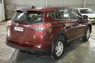 2017 Toyota RAV4 ZSA42R GX 2WD Red 7 Speed Constant Variable Wagon