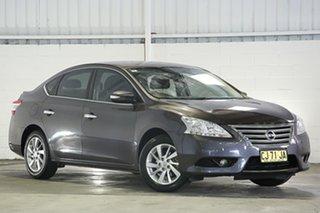 2016 Nissan Pulsar B17 Series 2 ST-L Grey 1 Speed Constant Variable Sedan.