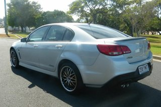 2013 Holden Commodore VF MY14 SS Silver 6 Speed Manual Sedan