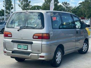 1998 Mitsubishi Starwagon WA GLX Grey 4 Speed Automatic Wagon.