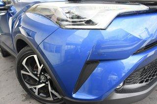 2017 Toyota C-HR NGX10R Koba S-CVT 2WD Blue 7 Speed Constant Variable Wagon.
