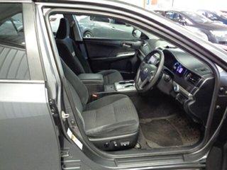 2012 Toyota Camry AVV50R Hybrid H Grey 1 Speed Constant Variable Sedan Hybrid