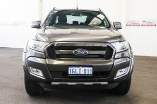 2017 Ford Ranger PX MkII MY17 Wildtrak 3.2 (4x4) 6 Speed Automatic Dual Cab Pick-up.
