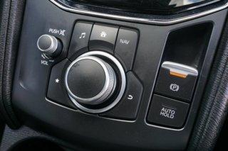 2018 Mazda CX-5 KF4WLA Maxx SKYACTIV-Drive i-ACTIV AWD Red 6 Speed Sports Automatic Wagon