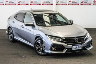 2017 Honda Civic MY17 VTi-LX Continuous Variable Hatchback