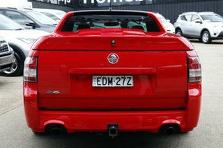 2013 Holden Ute VF MY14 SV6 Ute Red 6 Speed Manual Utility