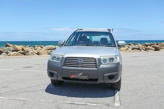 2006 Subaru Forester 79V MY06 X AWD Silver 4 Speed Automatic Wagon