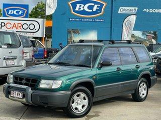 1998 Subaru Forester 79V GX AWD Green 4 Speed Automatic Wagon.