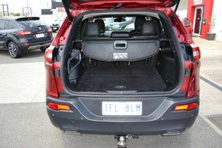 2014 Jeep Cherokee KL MY15 Longitude (4x4) Red 9 Speed Automatic Wagon