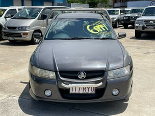 2007 Holden Crewman VZ MY06 S Grey 4 Speed Automatic Utility