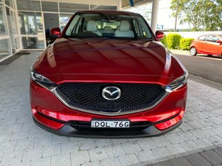 2017 Mazda CX-5 GT Soul Red Crystal Sports Automatic Wagon.