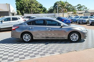 2015 Nissan Altima L33 ST X-tronic Gold 1 Speed Constant Variable Sedan.
