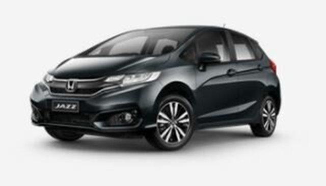 New Honda Jazz GF MY21 Limited Edition Atherton, 2020 Honda Jazz GF MY21 Limited Edition Grey 1 Speed Constant Variable Hatchback