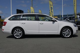 2016 Skoda Octavia NE MY17 Ambition DSG 110TSI Candy White 7 Speed Sports Automatic Dual Clutch