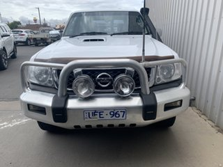 2006 Nissan Patrol GU IV MY05 ST 4 Speed Automatic Wagon.