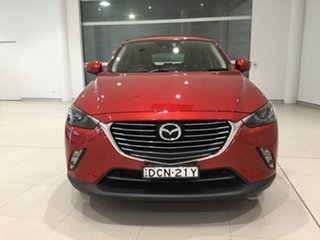 2015 Mazda CX-3 DK2W7A Akari SKYACTIV-Drive Red 6 Speed Sports Automatic Wagon