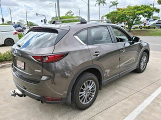 2017 Mazda CX-5 KE1072 Maxx SKYACTIV-Drive FWD Sport Grey 6 Speed Sports Automatic Wagon.