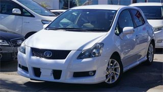 2007 Toyota Blade GRE156 Master White Automatic.