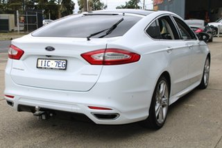 2017 Ford Mondeo MD MY18.25 Titanium TDCi White 6 Speed Automatic Hatchback